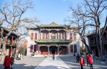 Museum of Jin Merchants opens to public