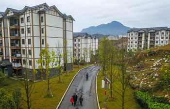 In pics: poverty alleviation relocation in Guizhou