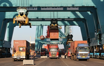 Annual throughput of China's Huanghua Port reaches over 300 million tons