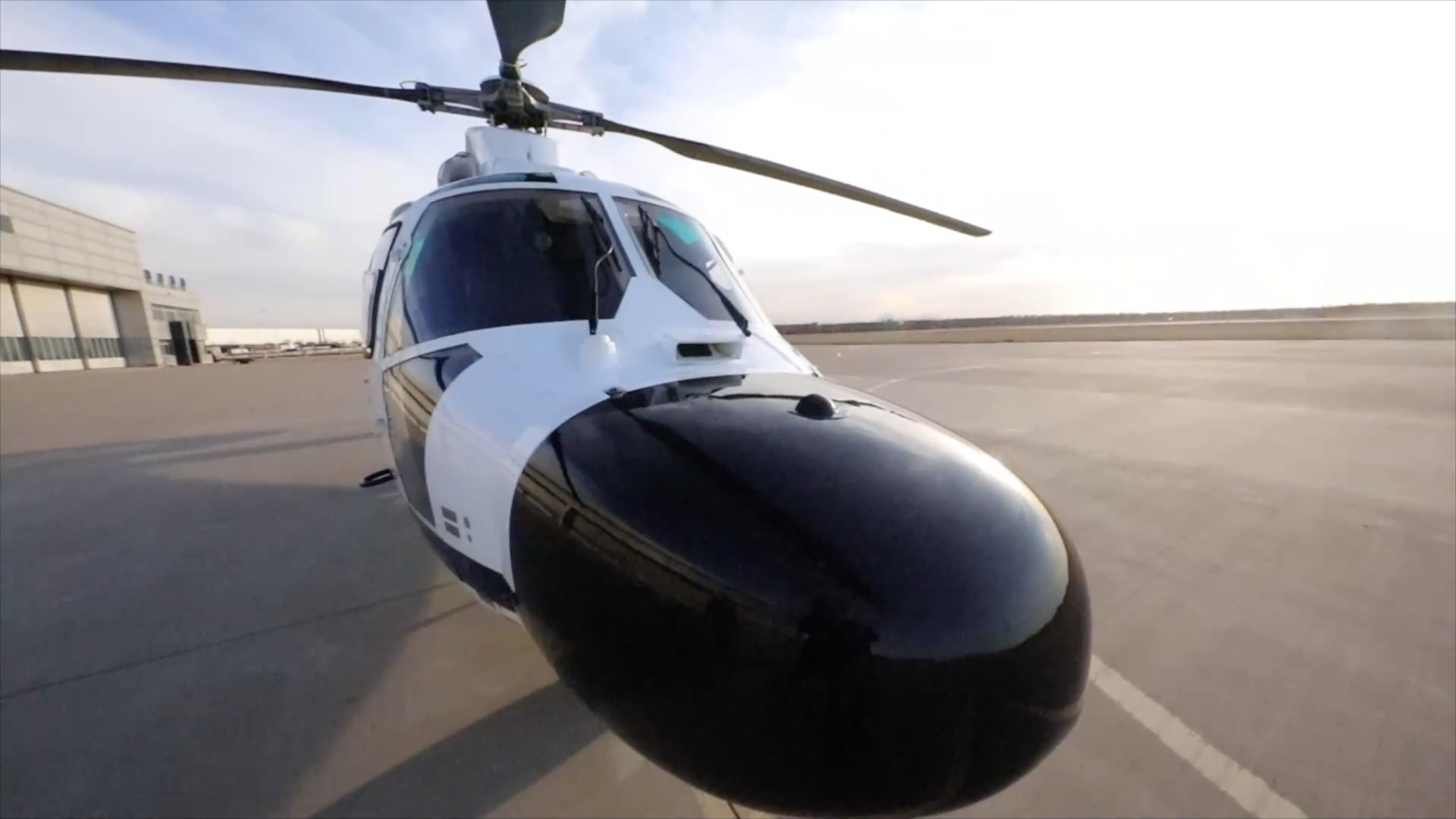 Tianjin-assembled AC312E helicopter makes maiden flight