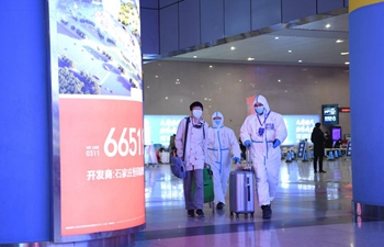 Volunteer drivers provide free rides to travellers amid COVID-19 pandemic in Shijiazhuang