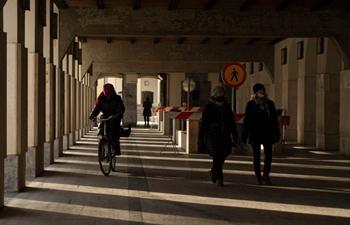 People's daily life in Ljubljana, Slovenia