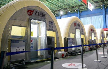 Nucleic acid test lab Fire Eye improves Shijiazhuang's testing capability