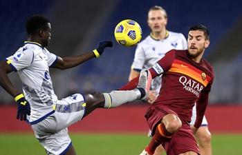 Serie A: Roma vs. Hellas Verona