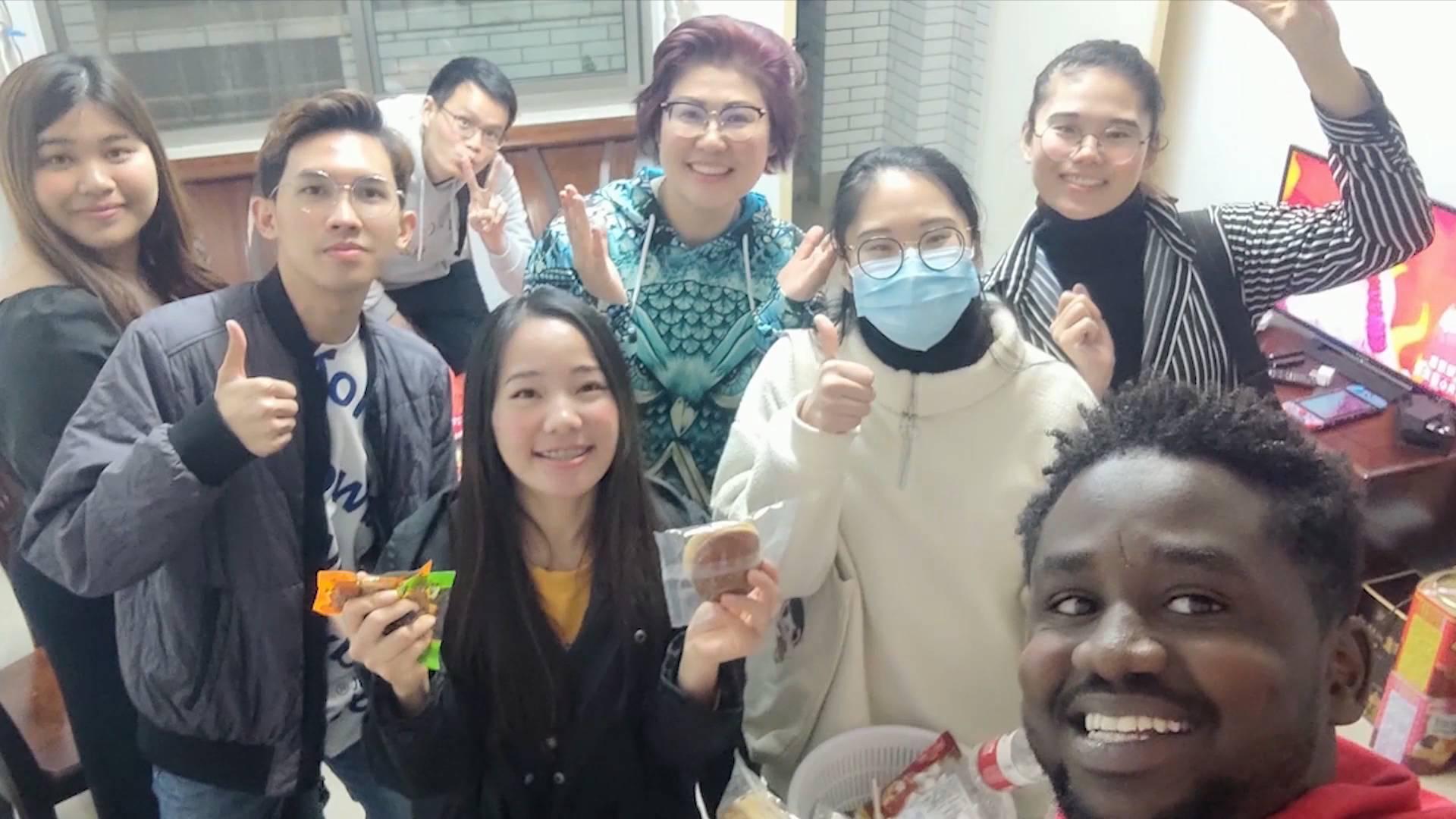 GLOBALink | Thai professor celebrates Spring Festival in China