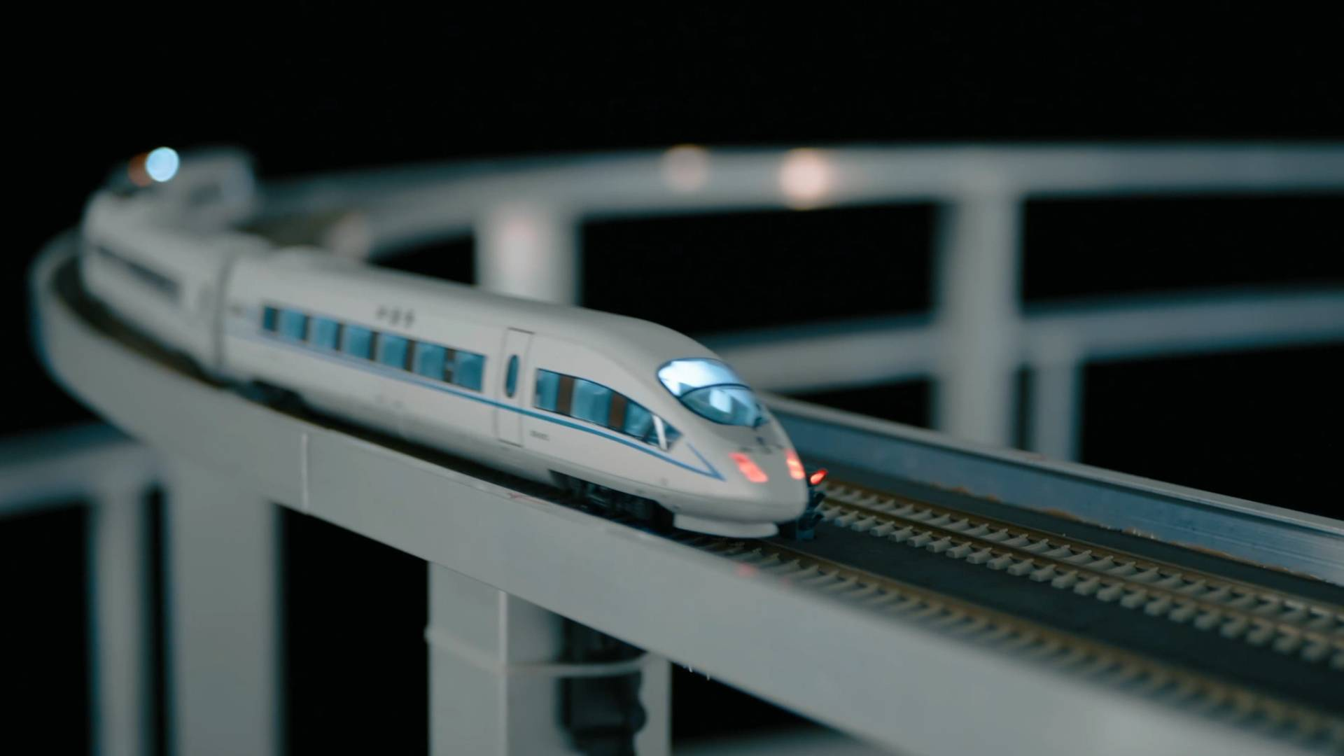 GLOBALink | A Hong Kong man's passion for high-speed rail