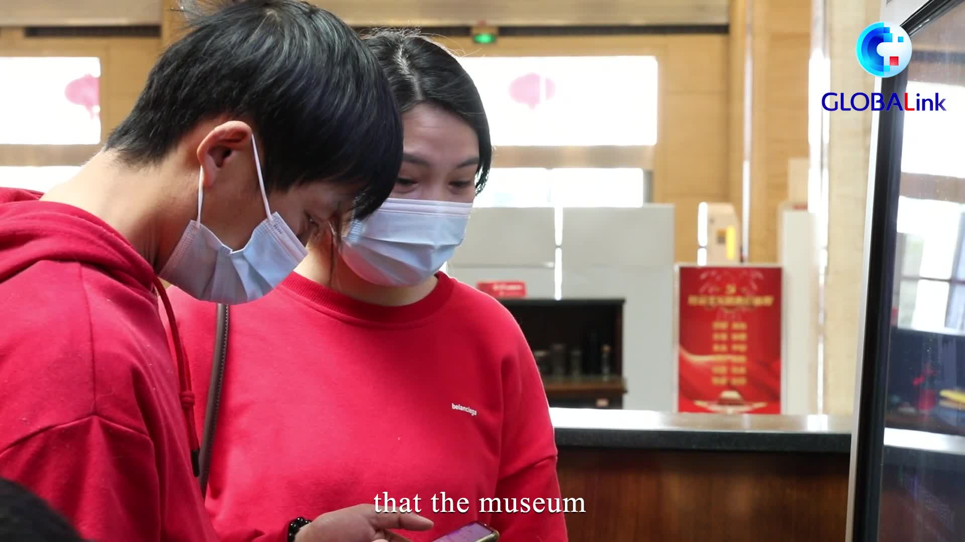 GLOBALink | Spring Festival celebrated in cultural venues in Wuhan