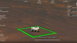 GLOBALink | NASA's Perseverance rover lands on Mars to search for signs of ancient life