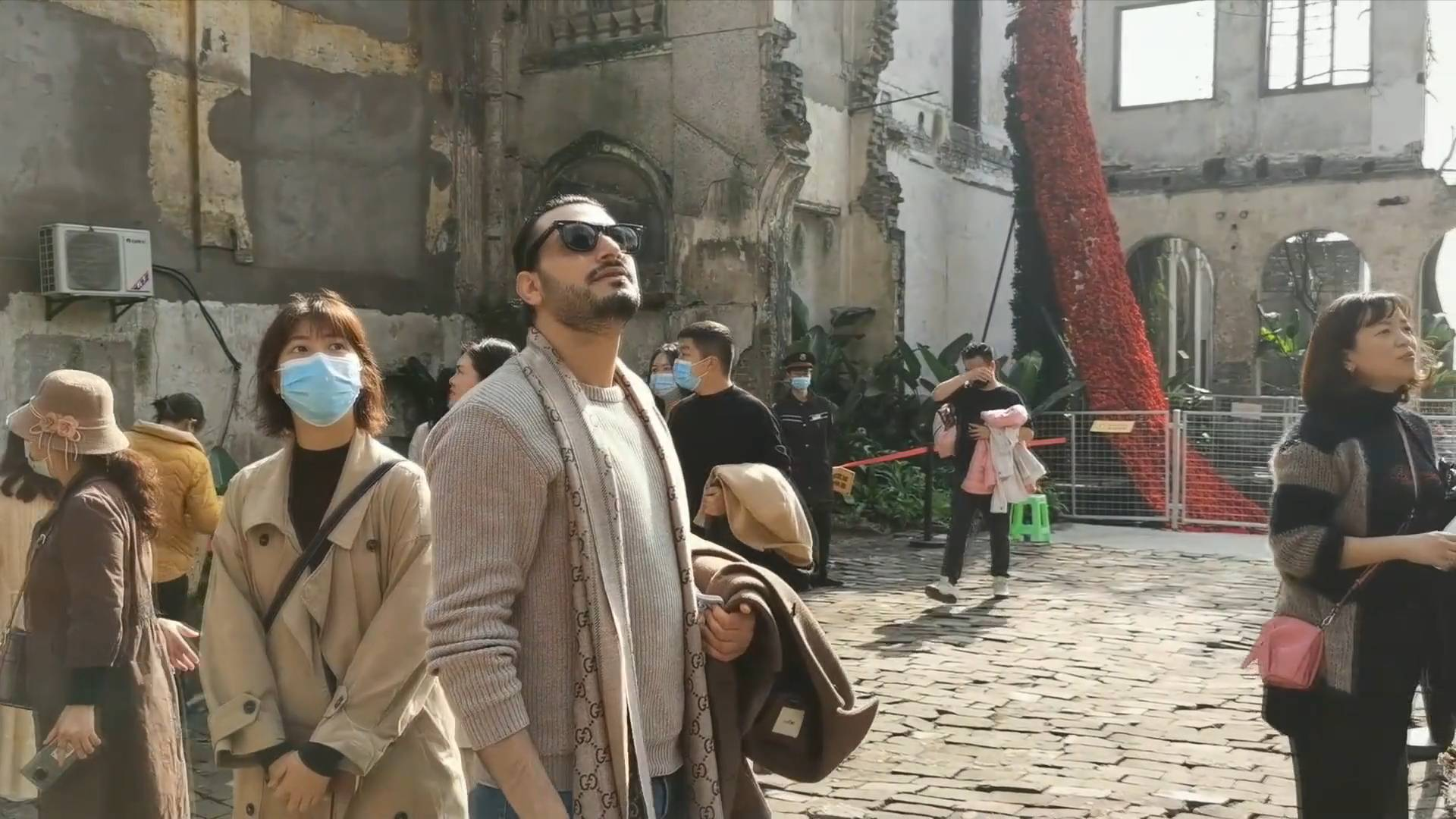 GLOBALink | Meet Syrian architect in China's mountain city, Chongqing