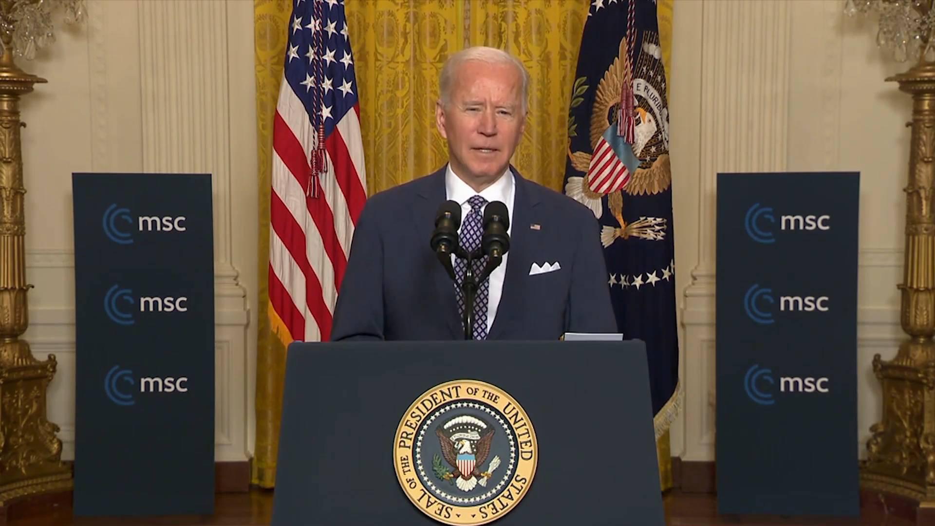 GLOBALink | U.S. officially rejoins Paris Agreement