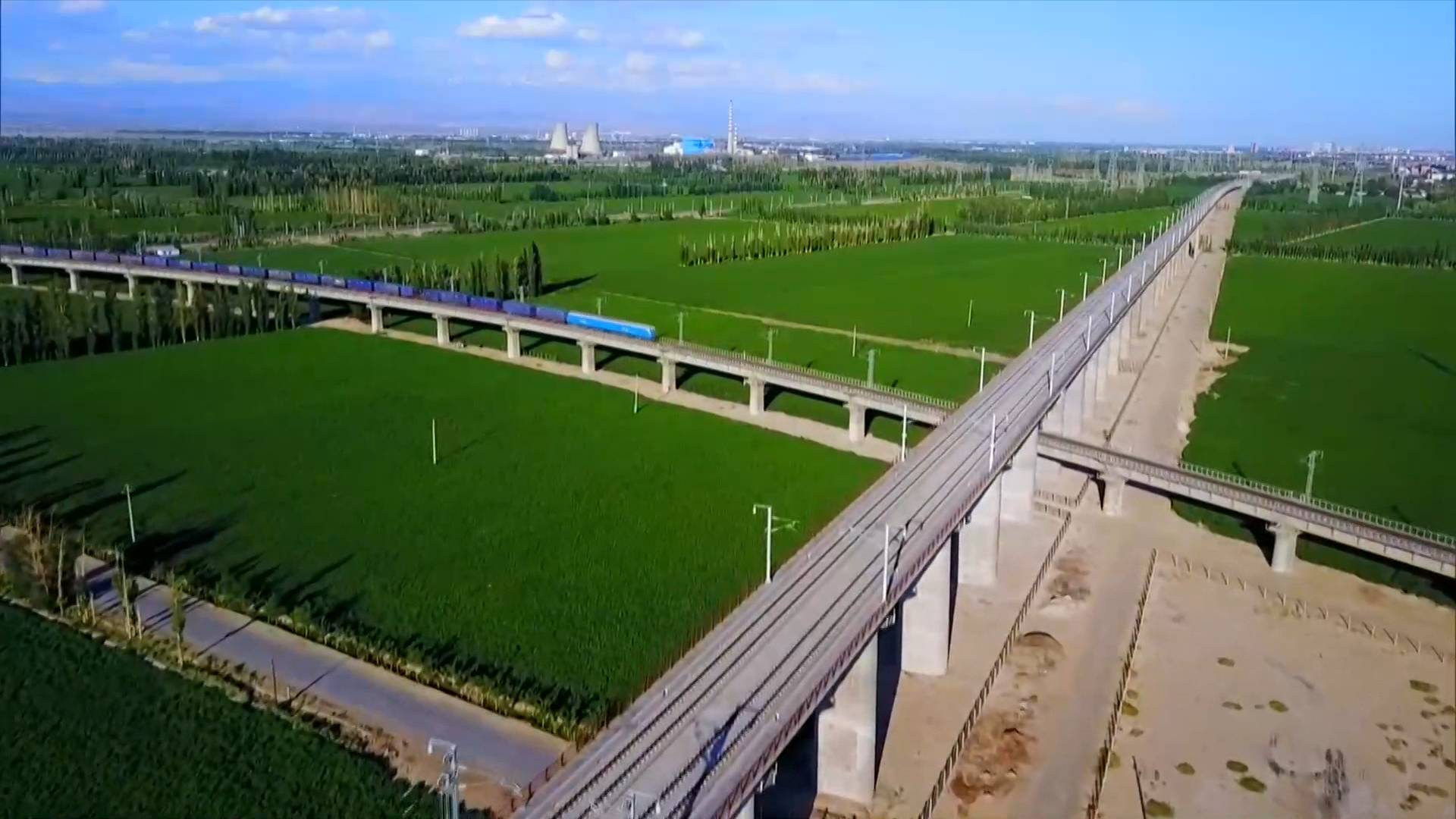 GLOBALink | China's Xinjiang achieves high-quality economic development: official