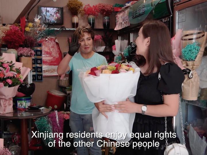 GLOBALink | Experts worldwide refute baseless claims on China's Xinjiang