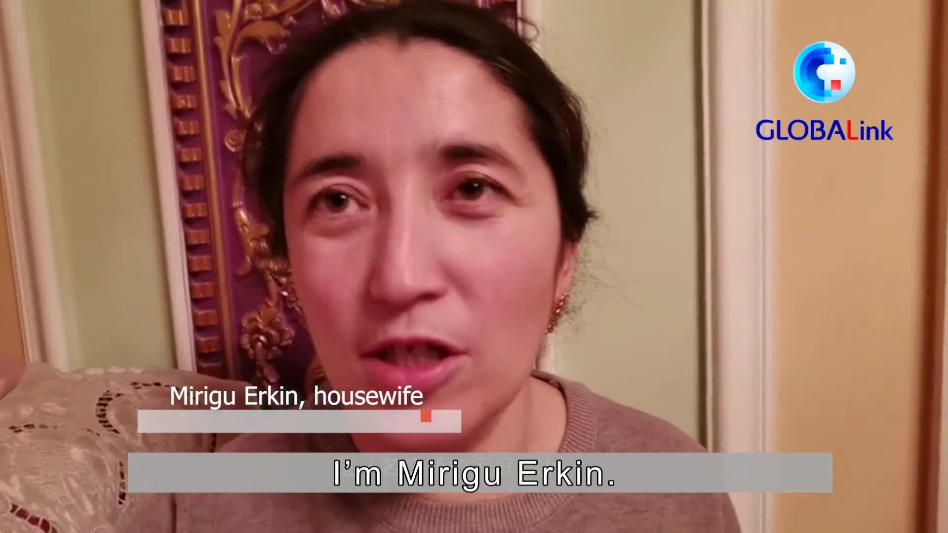 GLOBALink | #RealLifeXinjiang: A Kashgar homemaker