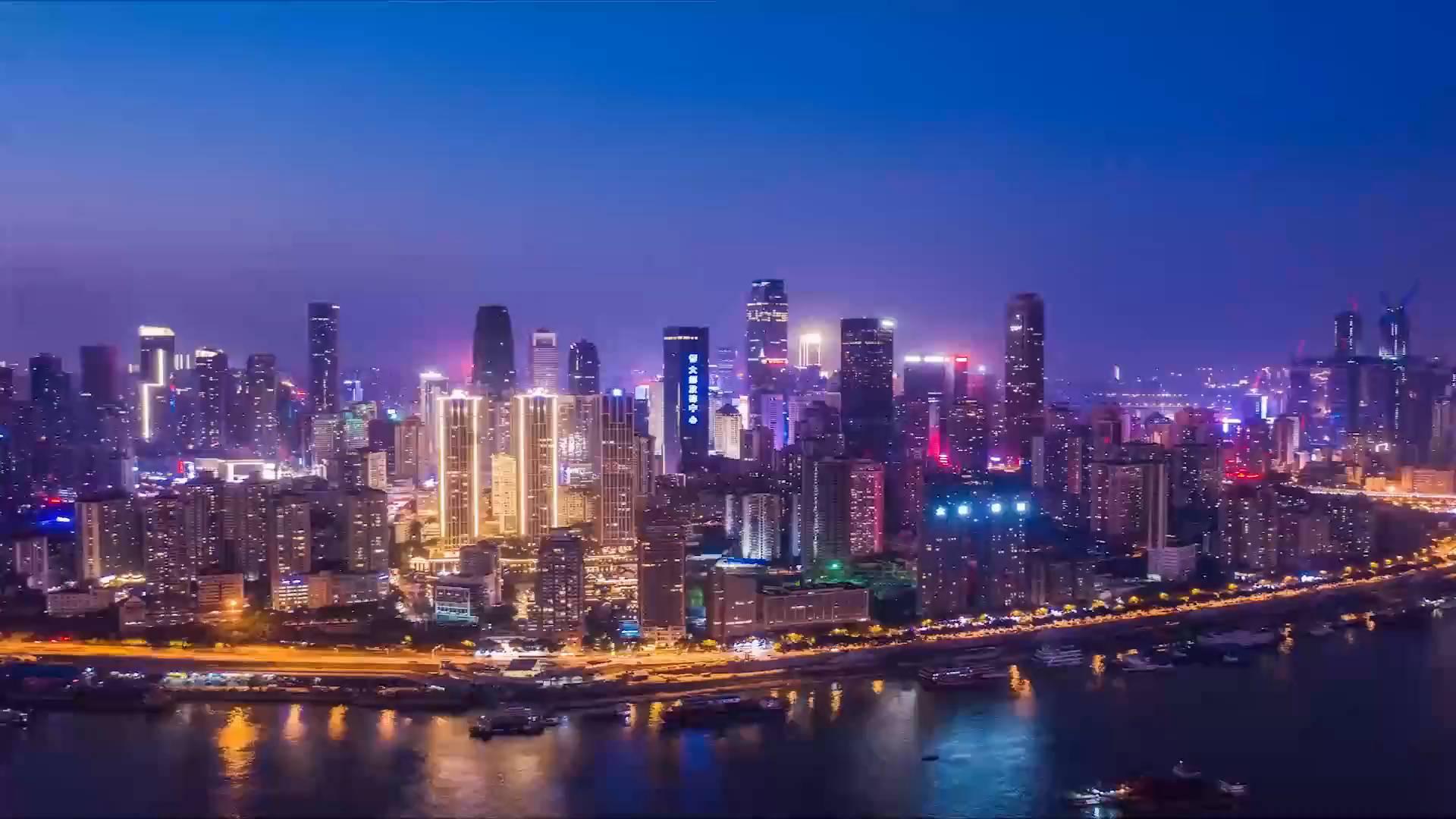 GLOBALink | China's mountain city, Chongqing develops high-rise economy