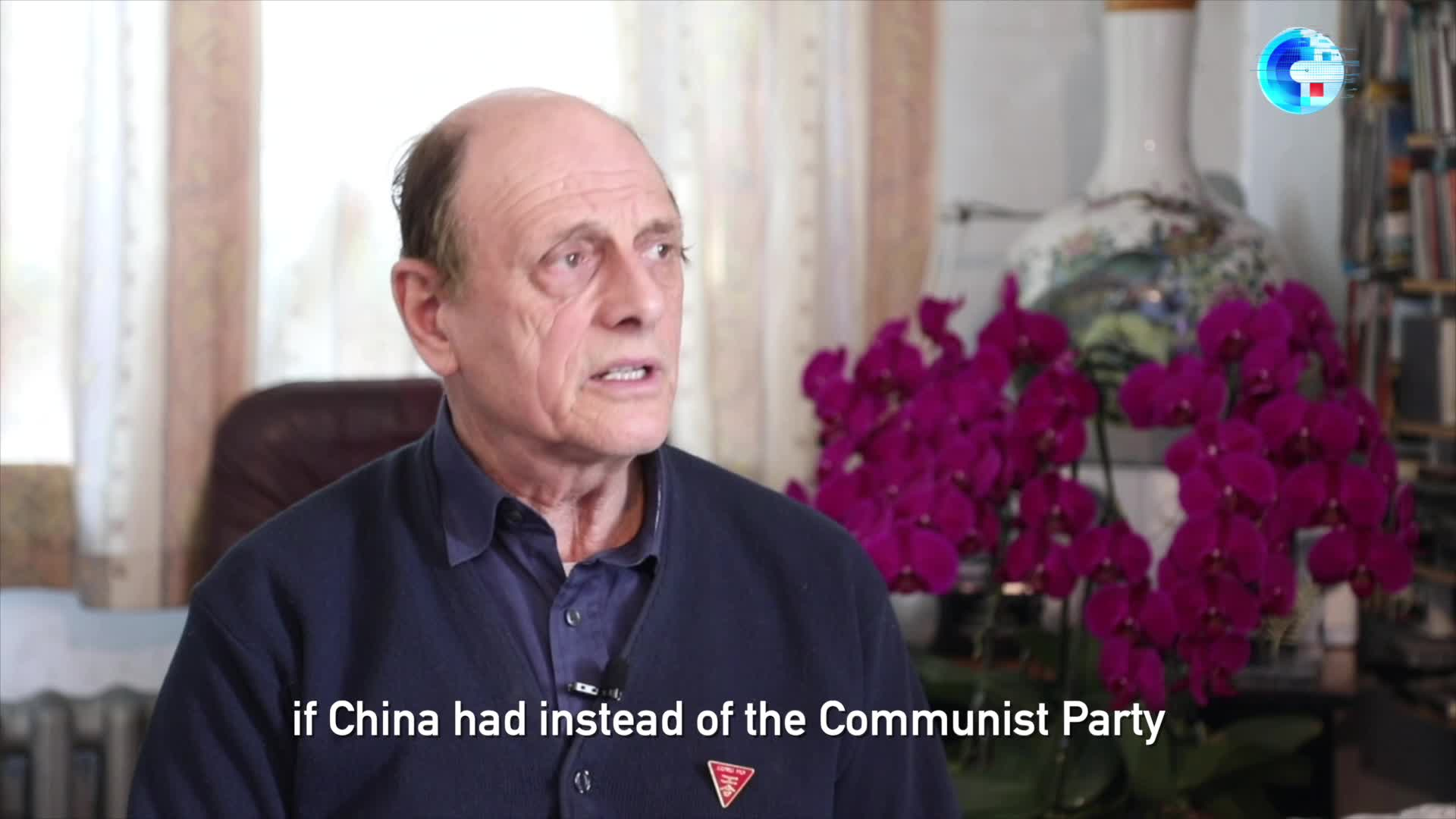 GLOBALink | 100 years of the CPC: In my eyes (Episode 1)