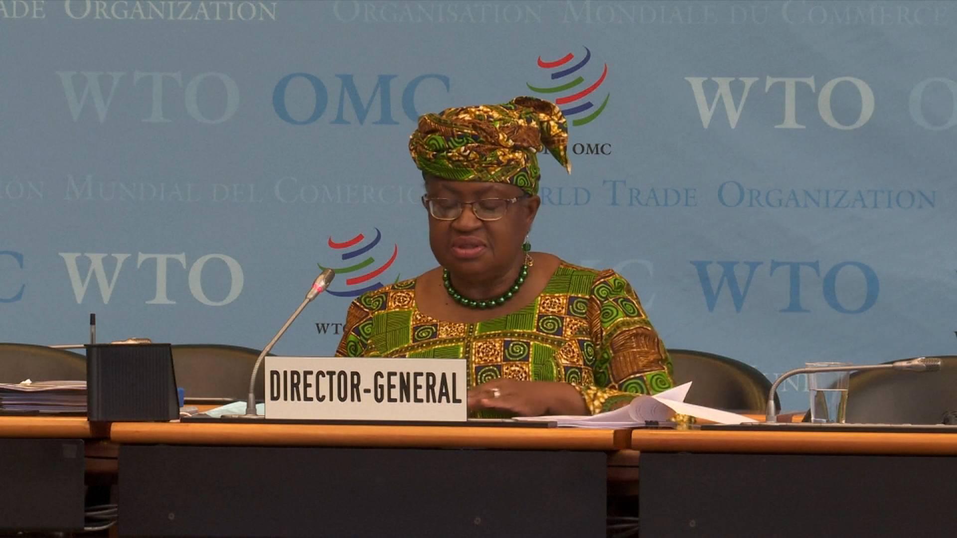 GLOBALink | Nigeria's Okonjo-Iweala takes over as WTO chief