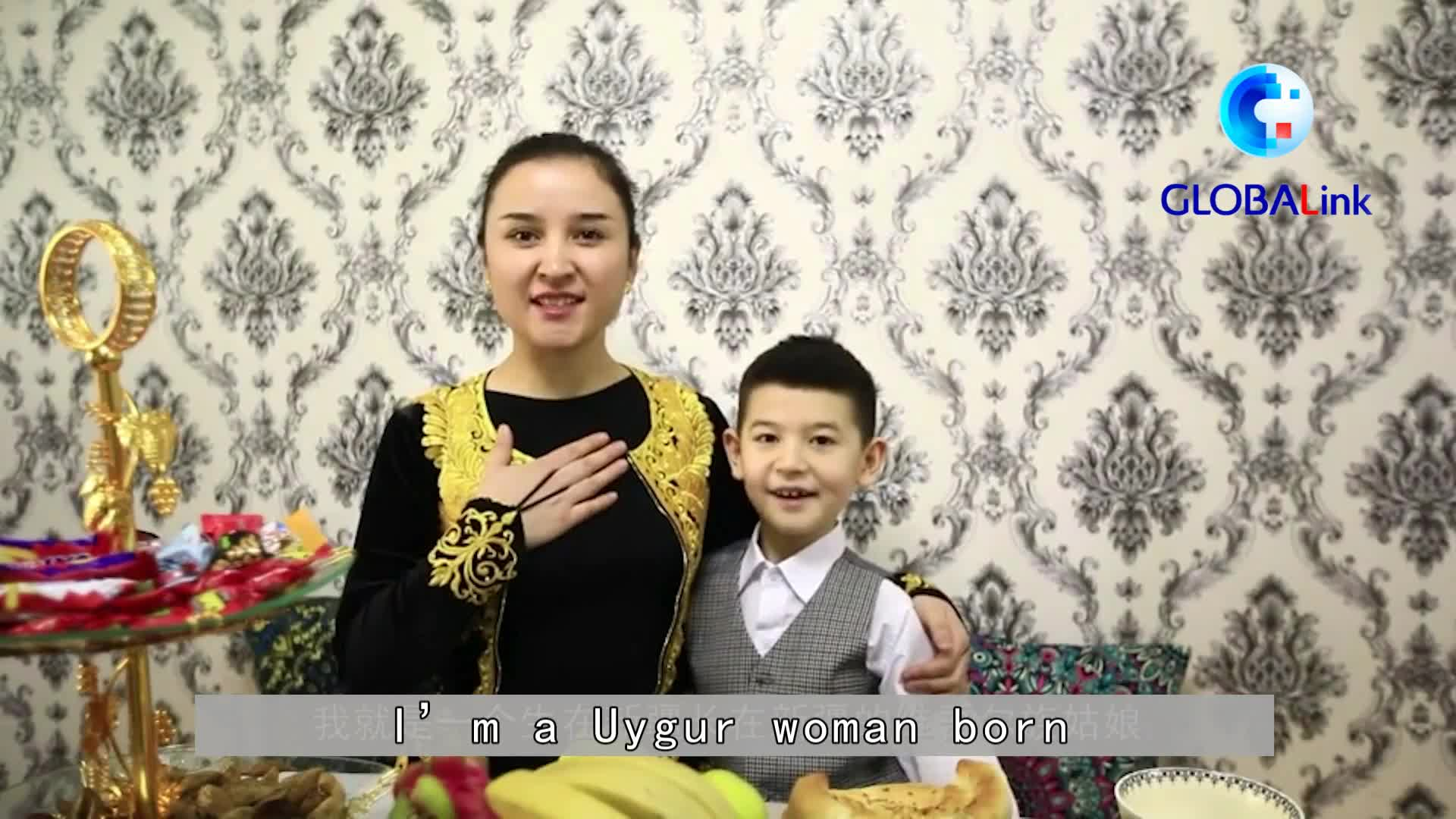 GLOBALink | #RealLifeXinjiang: A Uygur woman's party with her bosom buddies