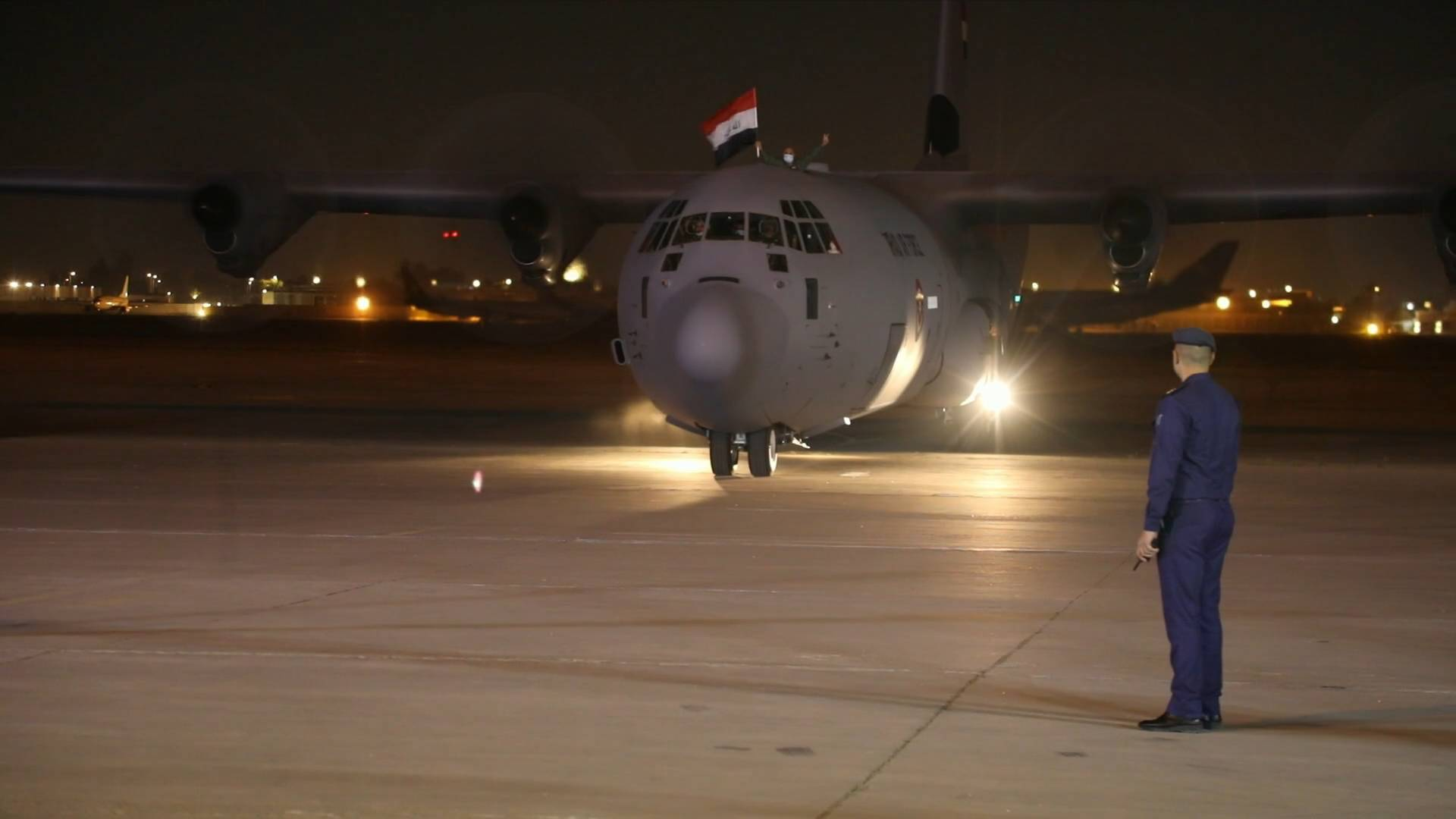 GLOBALink | China-donated COVID-19 vaccines aid pandemic fight in Iraq