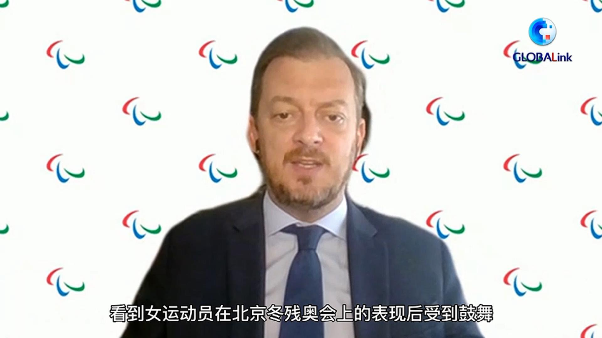 GLOBALink | IPC President: Beijing will amaze the world in 2022