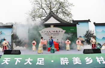 Tea culture festival held in Chongqing