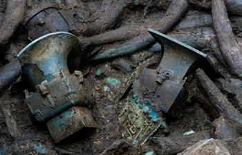 China announces new major discoveries at Sanxingdui Ruins