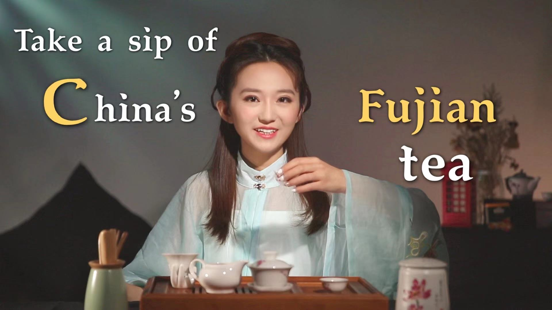 GLOBALink | Take a sip of China's Fujian tea