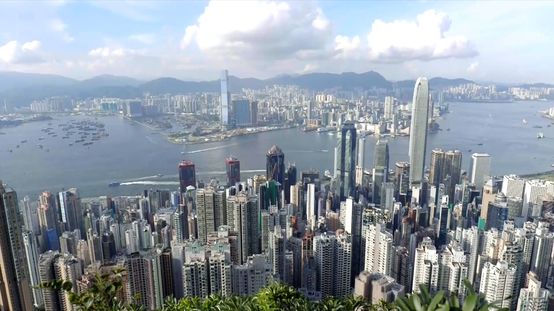 GLOBALink | Hong Kong embraces more opportunities from national five-year plan