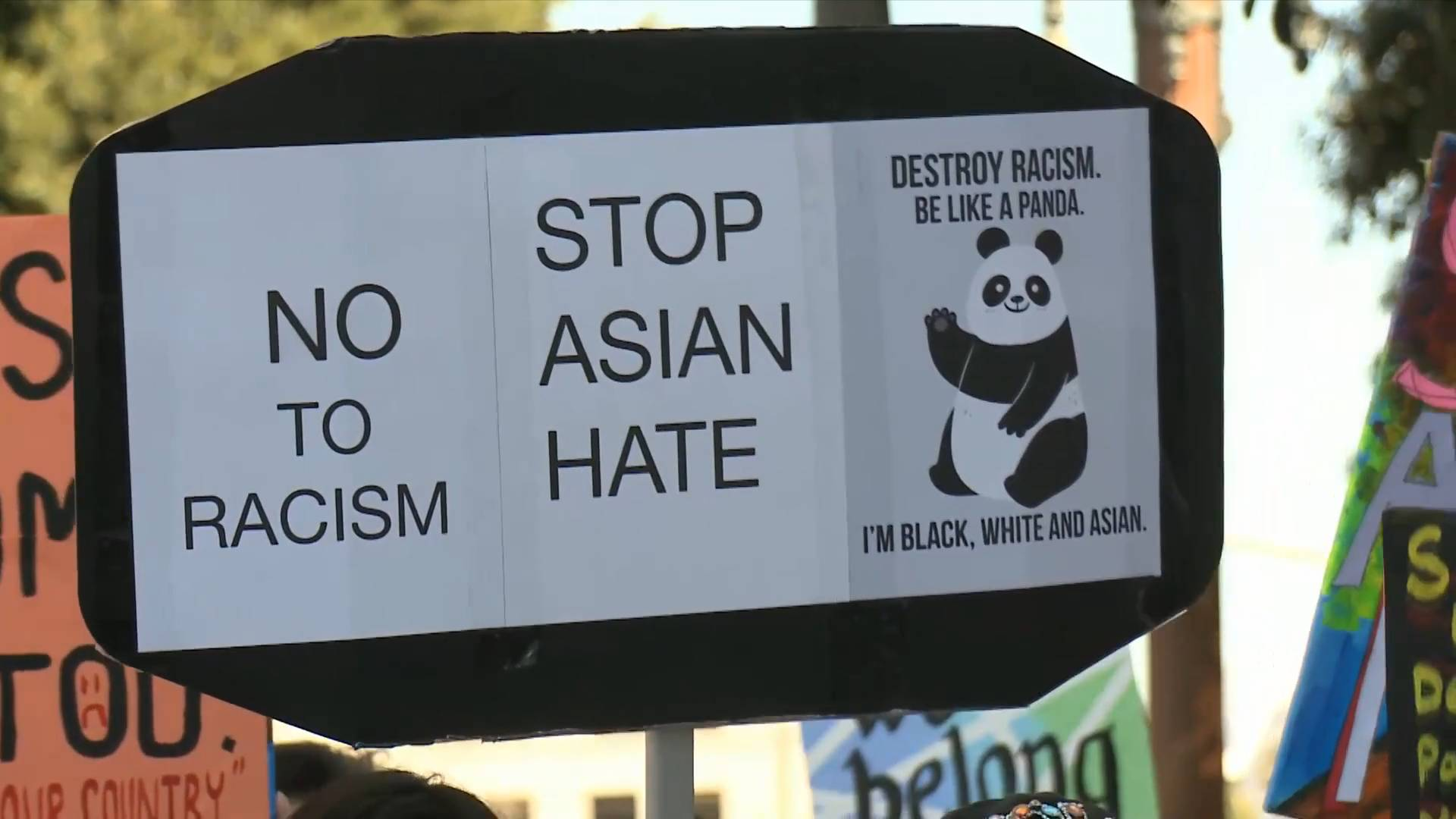 "GLOBALink | Multiple ""Stop Asian Hate"" rallies held across U.S."