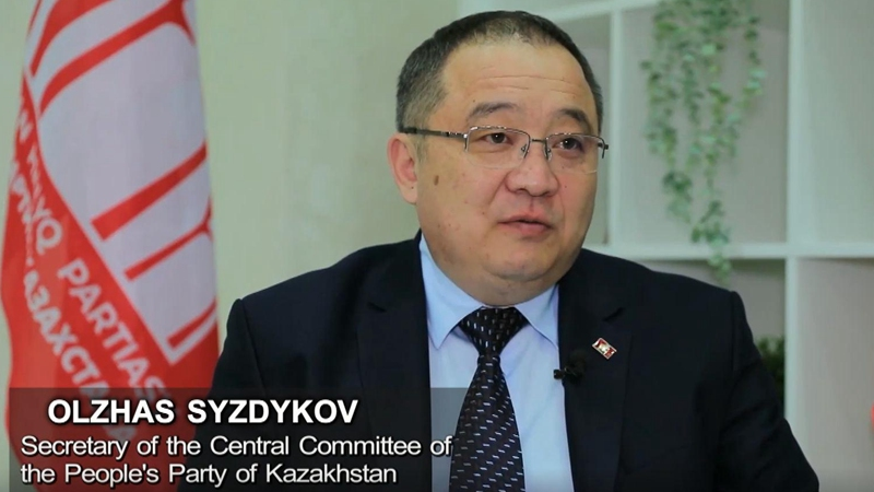 Interview: Kazakh politician says CPC's people-centered philosophy key to China's achievements