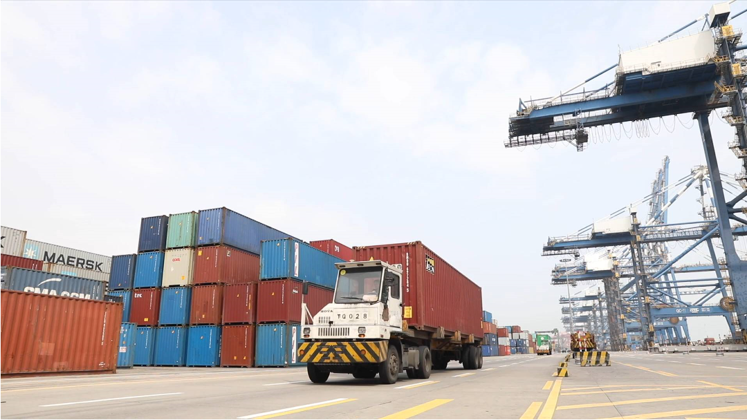 GLOBALink | Booming China-Africa logistics offers lifeline, economic promise for Africa