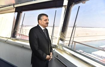 Suez Canal receives Mideast largest dredge