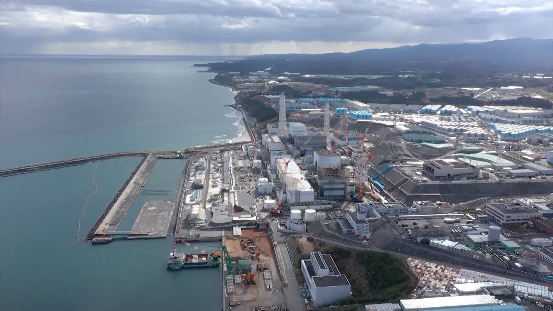 GLOBALink | Japan to release Fukushima radioactive water into sea