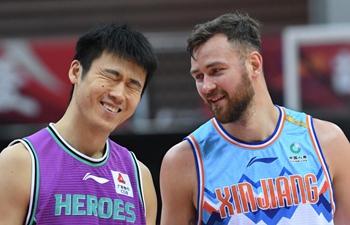 CBA: Xinjiang Flying Tigers vs. Shandong Heroes