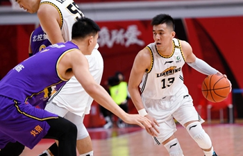 CBA: Beijing Royal Fighters vs. Liaoning Flying Leopards