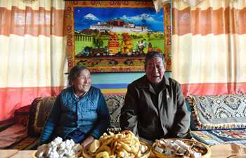 Former serf Sonam Yarphel's new life in Tibet