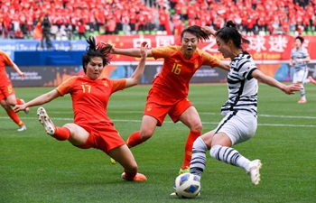 China ties with S. Korea 2-2 after extra time, into Tokyo Olympics by 4-3 on aggregate