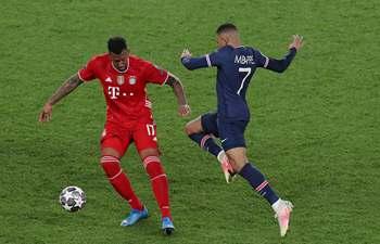 UEFA Champions League: Paris Saint-Germain vs. Bayern Munich