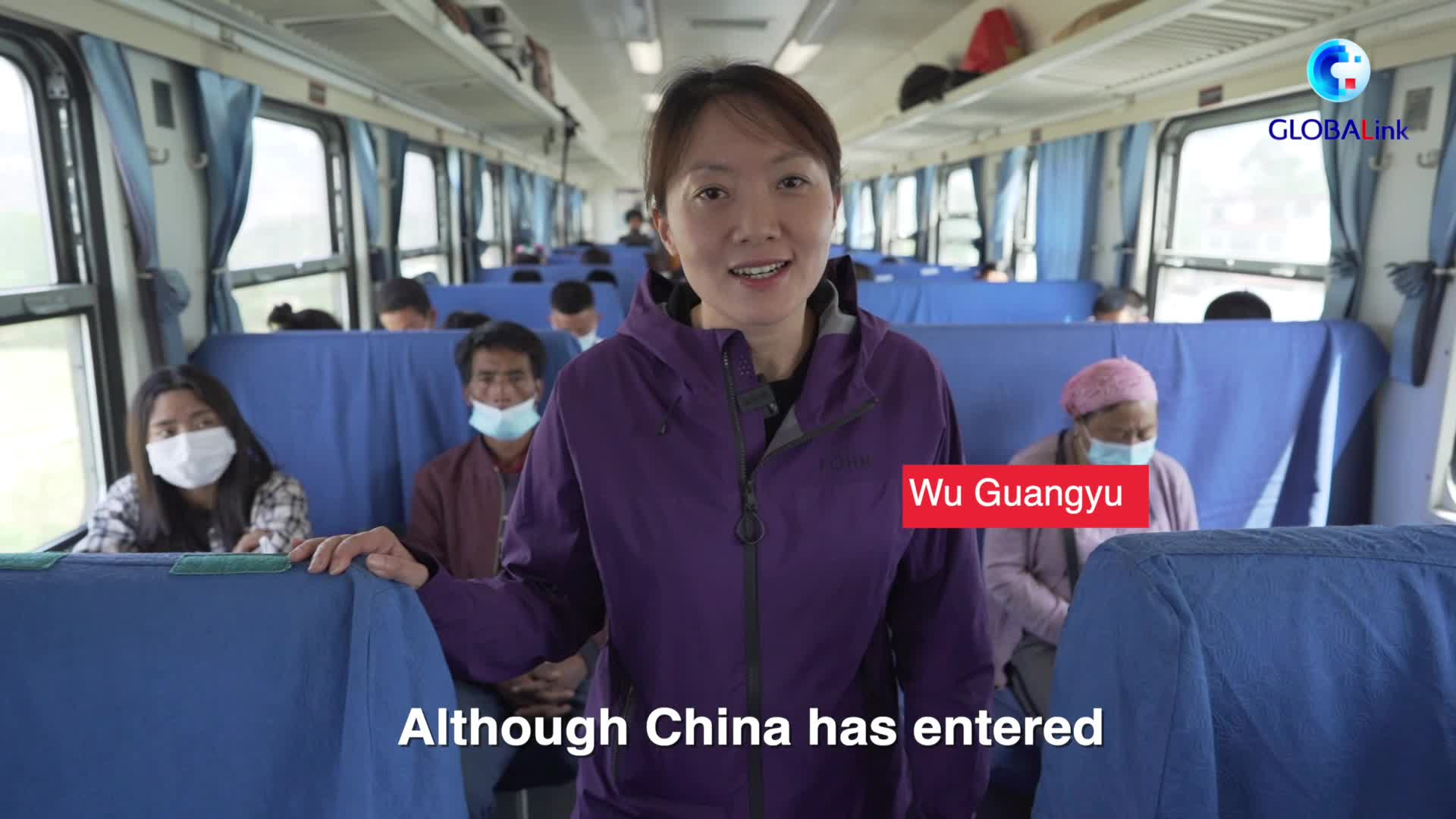 "GLOBALink| China's ""slow trains"" drive prosperity to remote areas"