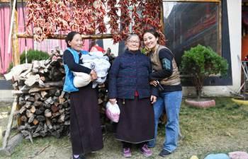 Former serf Bulu's new life in Tibet