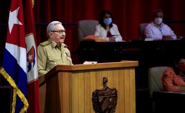 Raul Castro announces retirement as head of Communist Party of Cuba
