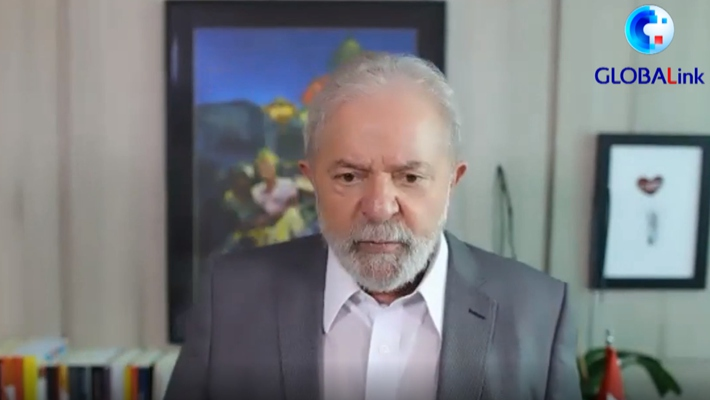 CPC committed to ensuring extensive public participation in economic growth, says former Brazilian president
