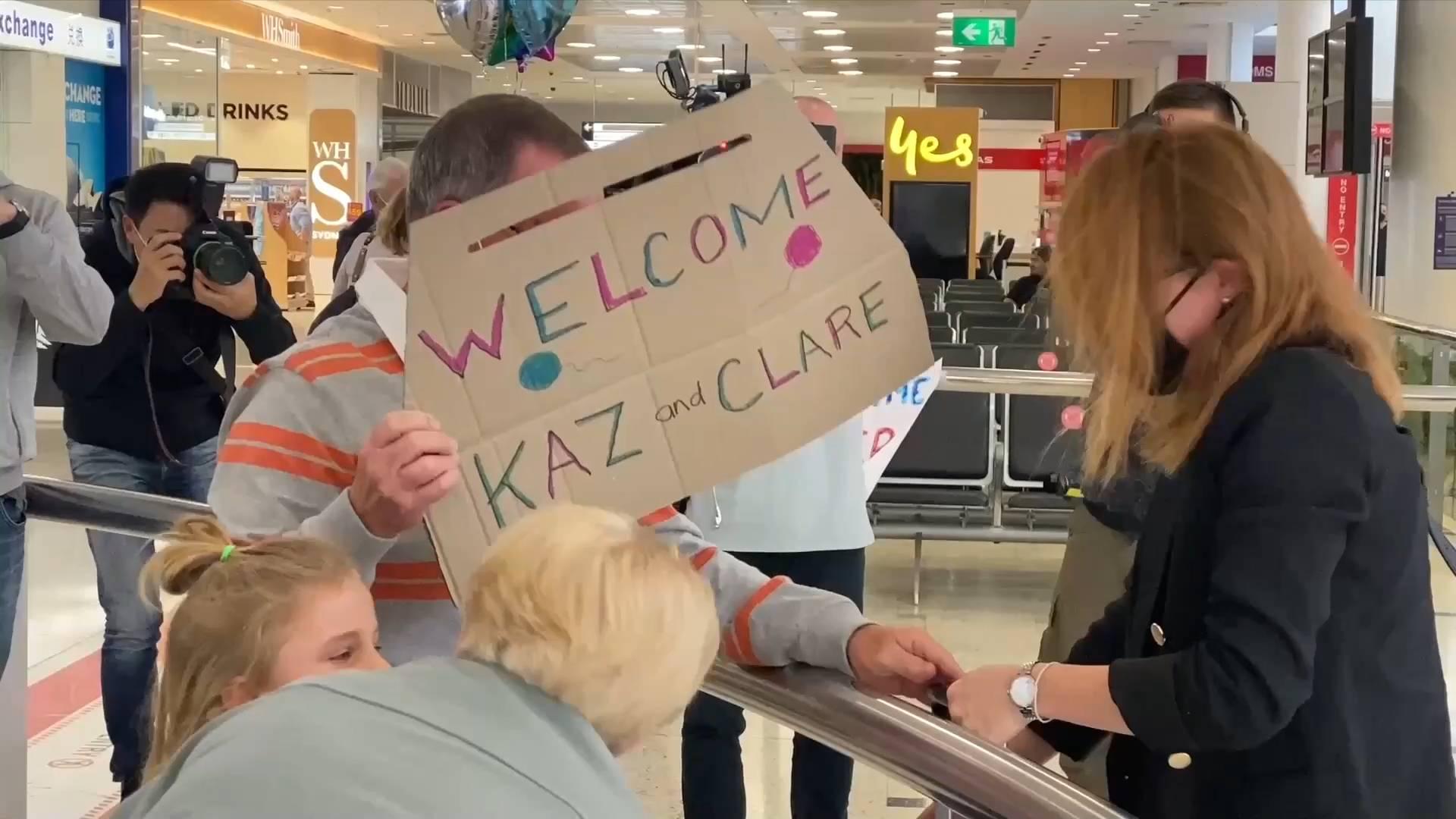 GLOBALink | Australia, New Zealand quarantine travel bubble opens