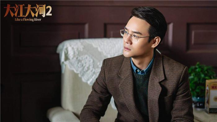 《大江大河2》王凯:陪伴角色一同成长蜕变很欣慰