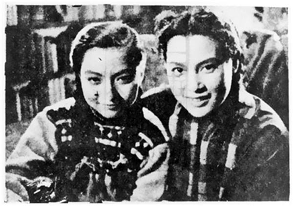 82年表演生涯秦怡:电影是我唱不尽的歌