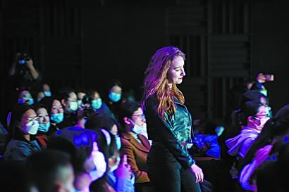 年轻人的梦想在音乐剧舞台发光