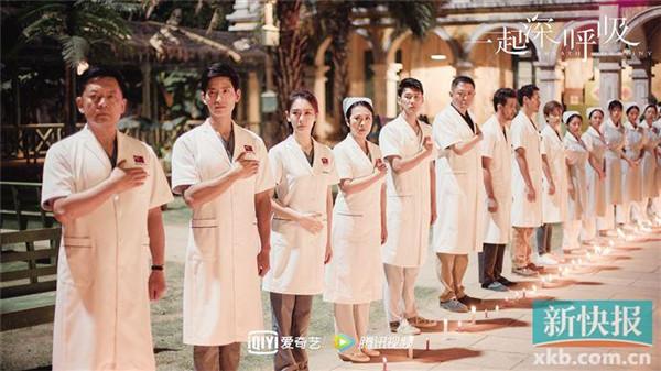 中国医生感动世界