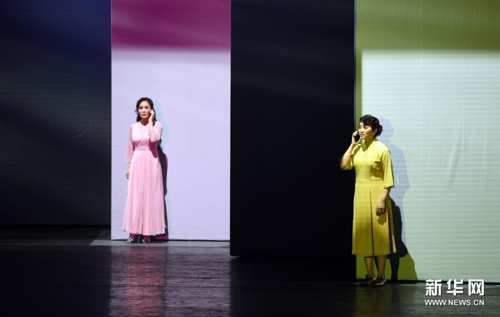大型原创音乐剧《北京故事》19日在京首演