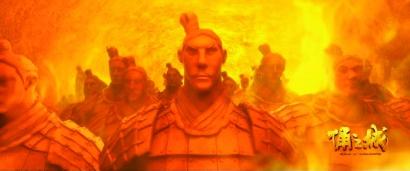 """《俑之城》""""复活""""古代文物,开拓国漫奇幻世界"""