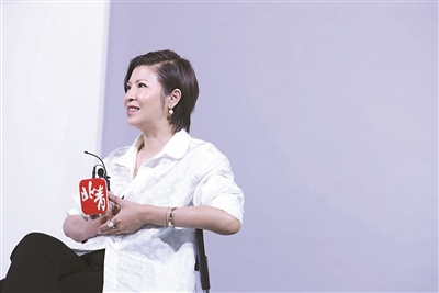 《黄土高坡》杭天琪:与女儿同上综艺,真人秀里无法装
