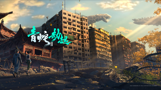 《白蛇2:青蛇劫起》:朋克风的中国神话,国漫电影的追光之程